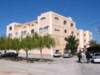 Dana Hotel - vår base i Sør-Libanon