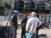 Møte mellom norske UNIFIL-Veteraner og indiske UNIFIL-soldater