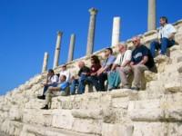 På historisk grunn i Tyr