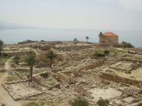 Fra oltidsbyen Byblos