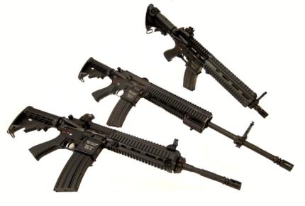 Forsvaret våpen