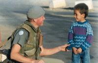 Norsk soldat i UNIFIL, Libanon