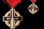 Forsvarets medalje for srede i strid