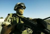 Norsk soldat i Irak