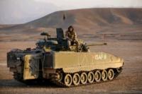 Norsk CV 90 Stormpanservogn - ISAF Afghanistan