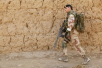 Norsk soldat i Afghanistan
