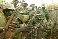Opprrsstyrker i Darfur