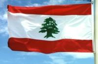 Det libanesiske flagget