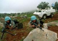 Norske FN-soldater i Libanon - foto FMS